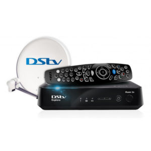 DSTV Explora Decoder 3A Fully Installed